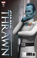 Star Wars: Thrawn #1 (of 6) - 1:10 Animation Variant Cover
